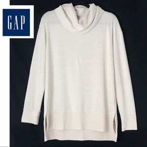 Gap Cowl Neck Loose Fit Sweater